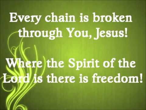 Freedom - William Matthews / Bethel (Lyrics)