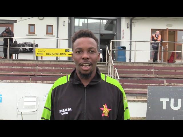 Post -Match Interview | Wellington Masakadza