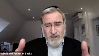 Rabbi Sacks - Emerging from Crisis, Stronger  | SWUConnect #10