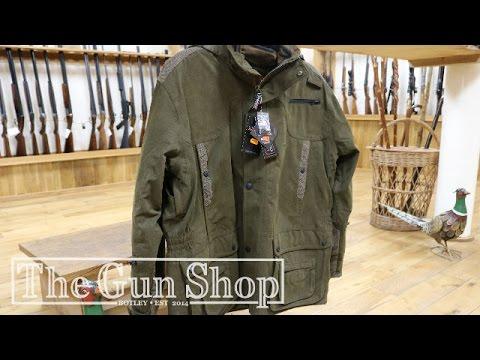 88c7b9b4d68c2 Verney Carron Pro Hunt Ibex Jacket - The Gun Shop - YouTube