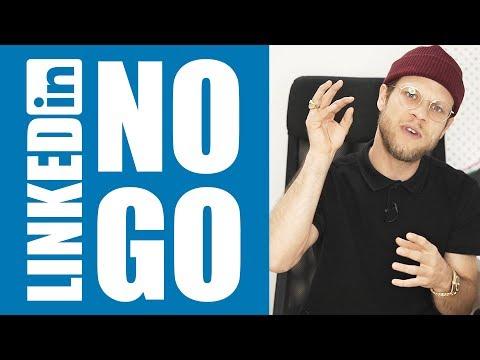 🙅♂️LinkedIn No Go - Der LinkedIn Fehler überhaupt 🙅♀️ | #FragDenDan