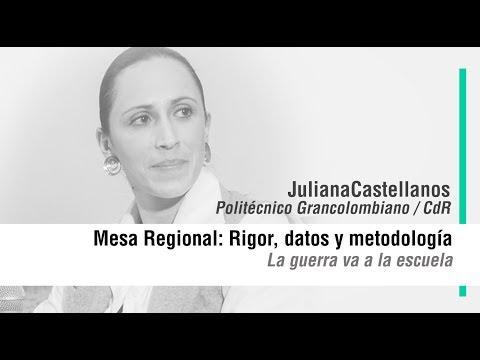 Mesa Regional / La guerra va a la escuela