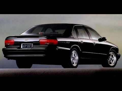 1996 Impala SS Project Introduction - 383 LT1 & Modernizing: Rubber City Motoring