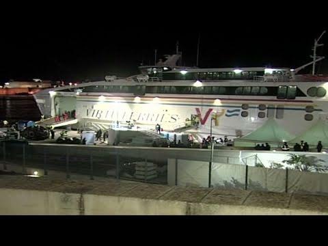 CNN: Evacuated American 'Glad I'm out of Libya'