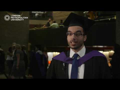 Airline, Airport and Aviation Management BSc (Hons) - Graduation 2016 - Khalid Elkhazmi