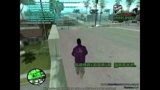 SA-MP (Roleplay): Ataque a Grove Street