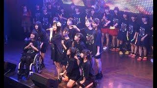 【2018年12月1日】仮面女子カフェで10月21日に結成6周年を迎えたスチー...