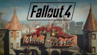 Дополнение Nuka-World в Fallout 4!