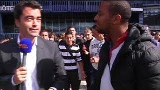 Premier mariage gay: accrochage avec un journaliste de BFMTV - 30/05