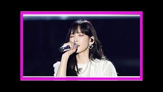[Breaking News]태연이 콘서트 중 故 샤이니 종현을 추모한 방법