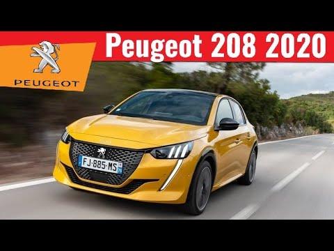 2020 Peugeot 208 - بيجو