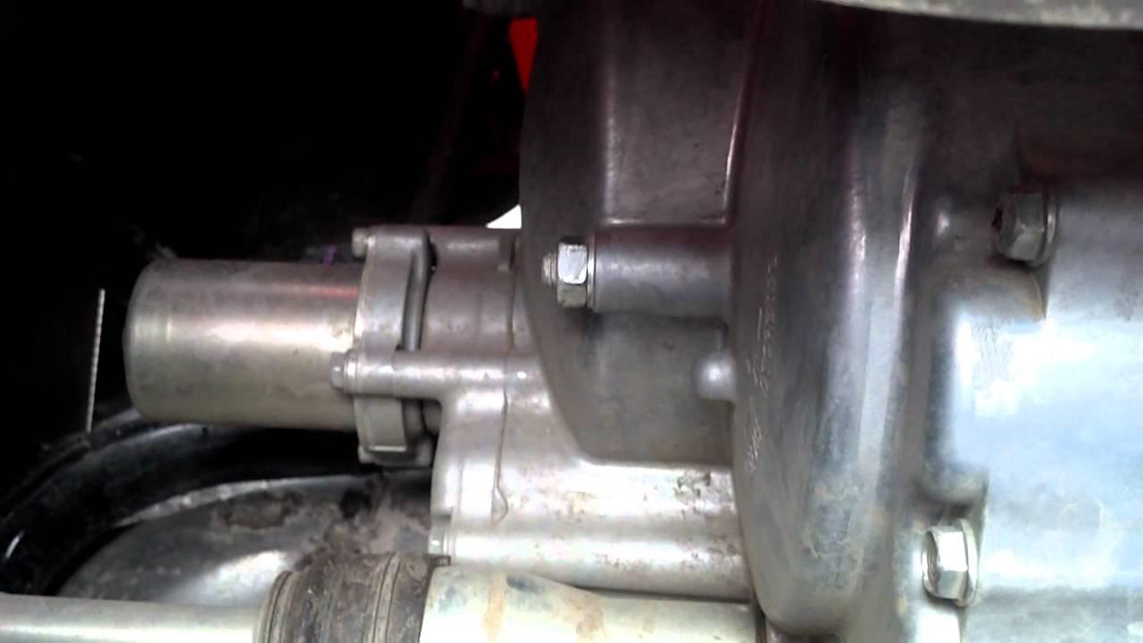 2012 Honda Foreman 500 Engine Noise - YouTube