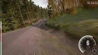 DiRT Rally PS4 Iso-Oksjärvi 2010s Category World Record 2.59.259