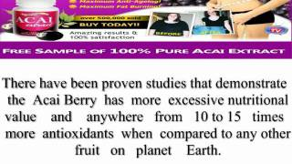 Acai Berry Side Effects