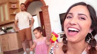 LA LIAMOS EN EL PRIMER MUNDIAL DE FÚTBOL DE GALA | ESPAÑA vs PORTUGAL | VLOG