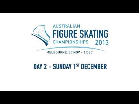 Day 2 - Australian Figure Skating Championships 2013