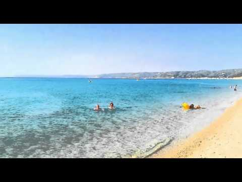 Possidi, Halkidiki, Greece summer