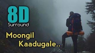 Moongil Kaadugale 8D | Samurai | Vikram | Harris Jayaraj | Vairamuthu | Hariharan | Tippu | 8D BeatZ