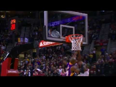 Kobe Bryant Elevates for the Denial