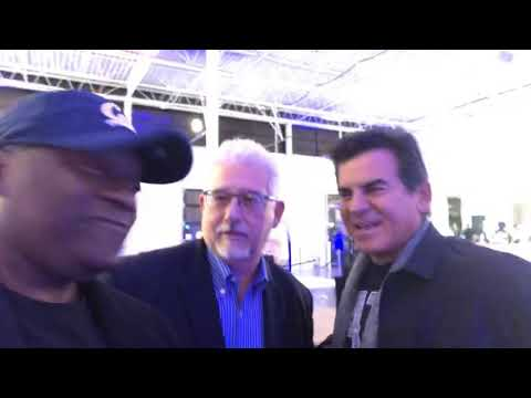 Vault Media Group Partners Talk At Super Bowl Party