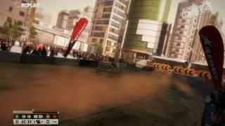 DiRT 2 X Games Asia win. - [HD 720p]