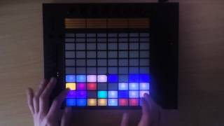 Dark Wanderer Soundpack- The Mixing Chef Ableton Push User Mode Original Mix