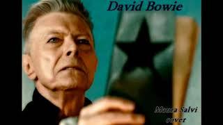 Фото Blackstar (lyrics) -   David Bowie (R.I.P.) - Maura Salvi Cover
