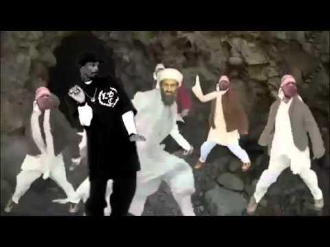 Alahu Akbar DupstepTrap Music  FUNNY  Osama bin Laden Dancing Skills
