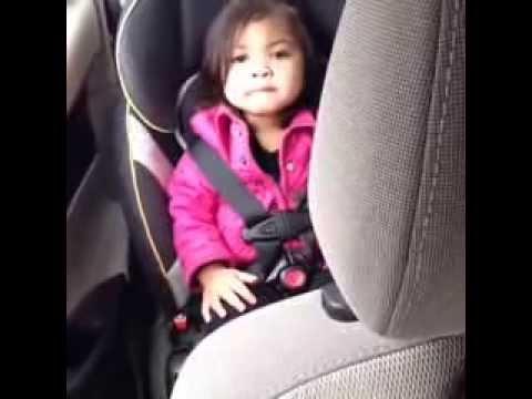 backseat dancing baby to Ciara Ride - YouTube