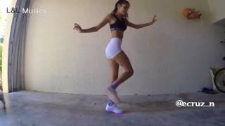 Shuffle Dance Girl (Elena Cruz-Nichipor)