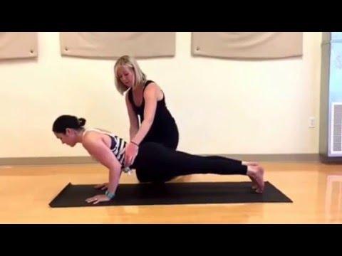 chaturanga dandasana breakdown with ali matt at twist yoga