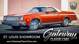 1975 Chevrolet El Camino SS Fo…