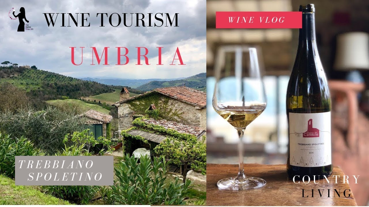 Capellini Al Forno Giada umbria winery tour and country chic staying vlog   italian