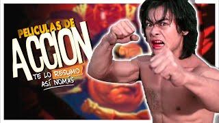 Las 3 Peores Y Mas Inexplicables Peliculas De Acción | #TeLoResumo