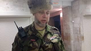 Смотреть видео В Москве открылось представительство Черноморского Казачьего Войска Абхазии онлайн