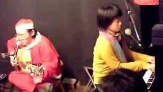 2007.12.23 ヒポポタマス 中川イサト ライブ.