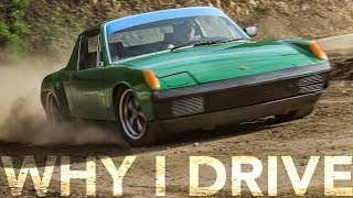 Tyler loves his Porsche 914 and doesn't care what you think | Why I Drive #16