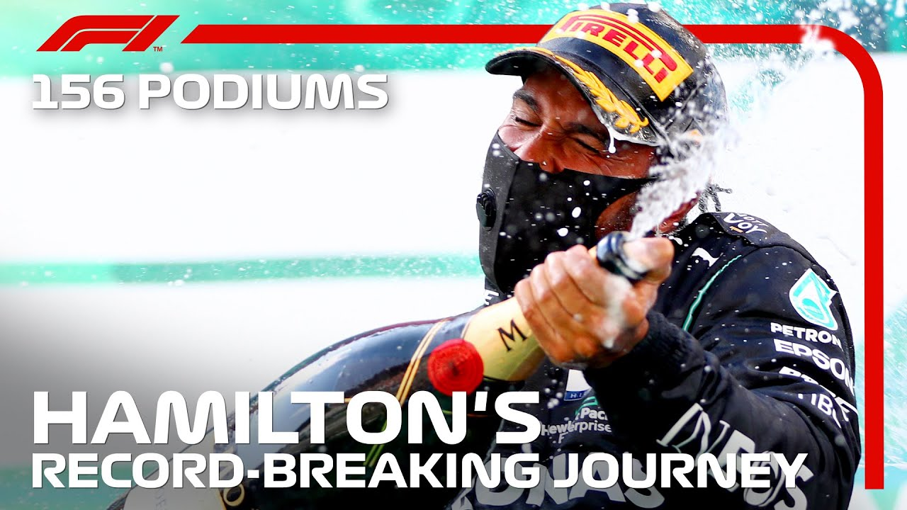 British GP Facts & Stats: Hamilton breaks yet another F1 record with ...