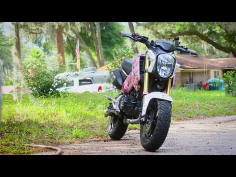 2015 Honda Grom MODS! +2 Great DIY Mods