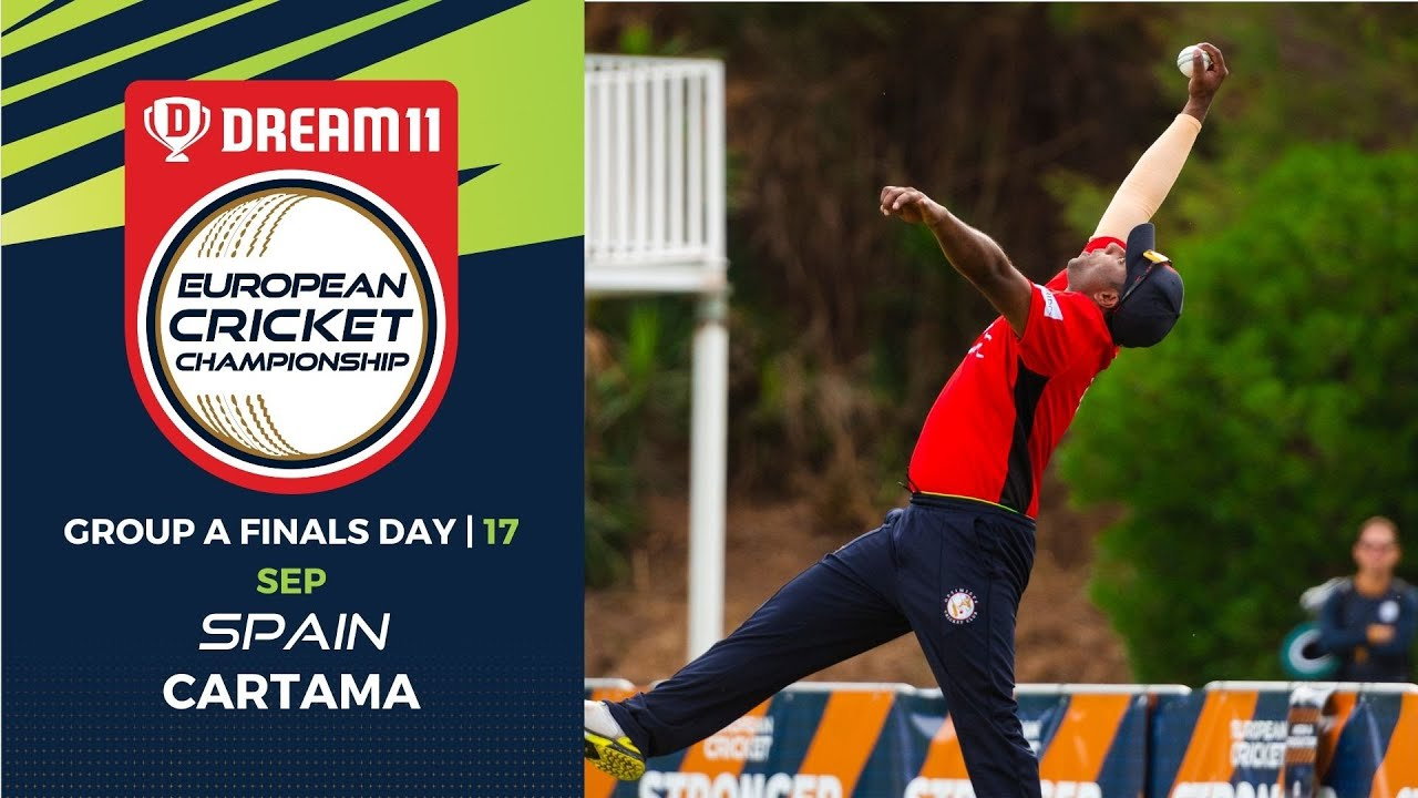 Download 🔴 Dream11 European Cricket Championship   Group A Finals Day Cartama Oval Spain   T10 Live Cricket