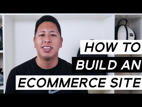 How To Build An Ecommerce Website | 7 Steps To Build Your Online Store