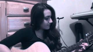"""Hear You Me"" acoustic cover - Amy Colalella (Jimmy Eat World)"