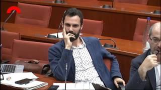Roger Torrent - Comissió d'investigació sobre l'Operació Catalunya