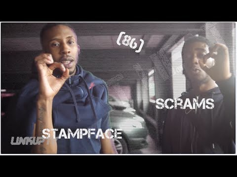 86 (Scrams & Stampface) - Street Heat Freestyle | @Scrams86ix @StampFace86ix | Link Up TV