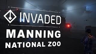 The Division 2 | Invaded Manning National Zoo (Stronghold)