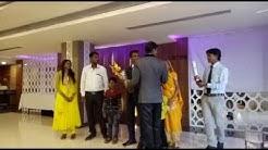 Safe and secure online marketing pvt.ltd RAVI batham with family recognisation