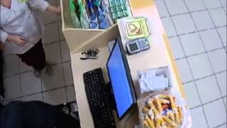 Ограбление аптеки на Димитрова в Воронеже