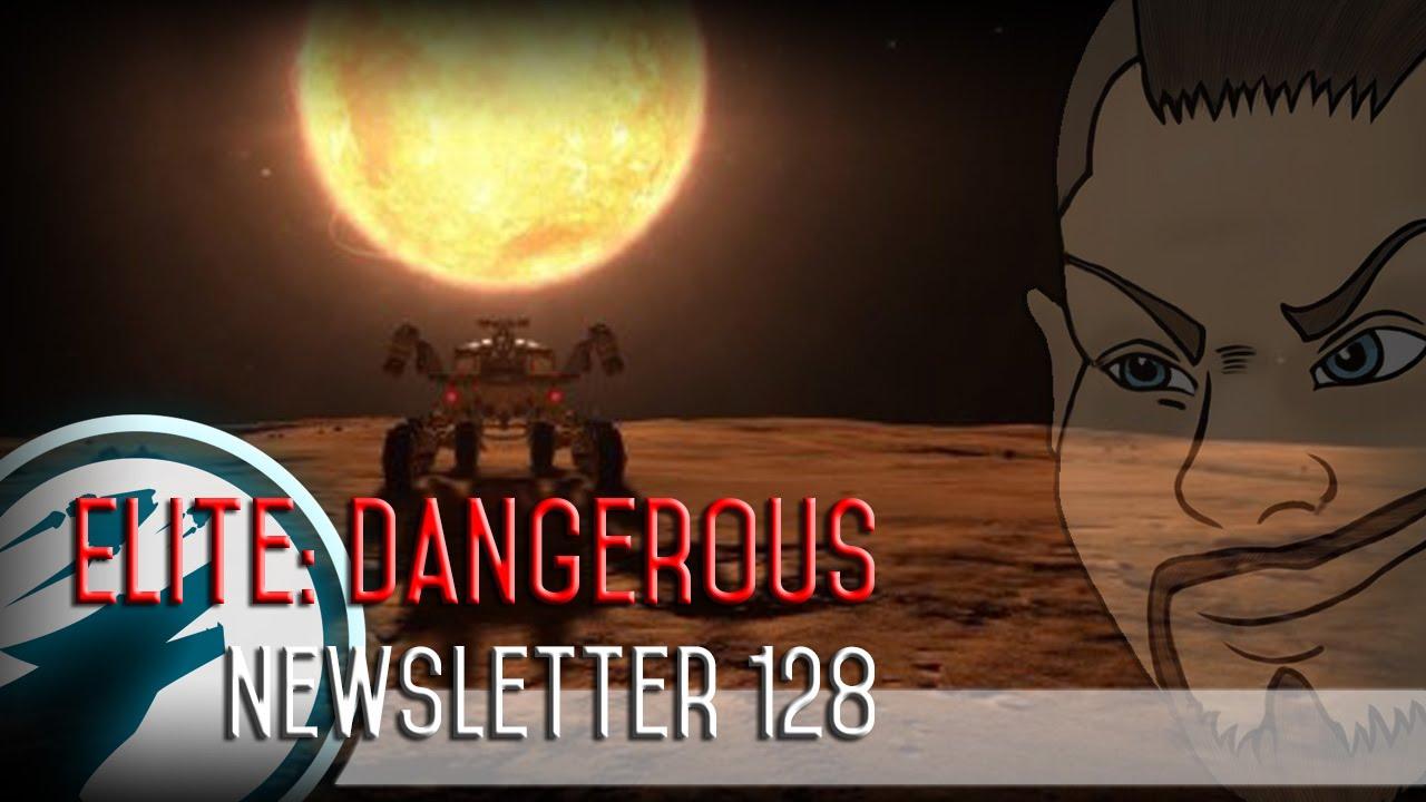 elite dangerous newsletter 128 youtube