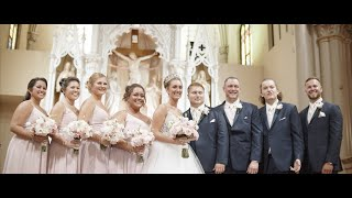 Christine and Jacob's Wedding film [Valley Brook Country club, Pittsburgh]