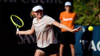 Женский турнир WTA прошел в Палермо